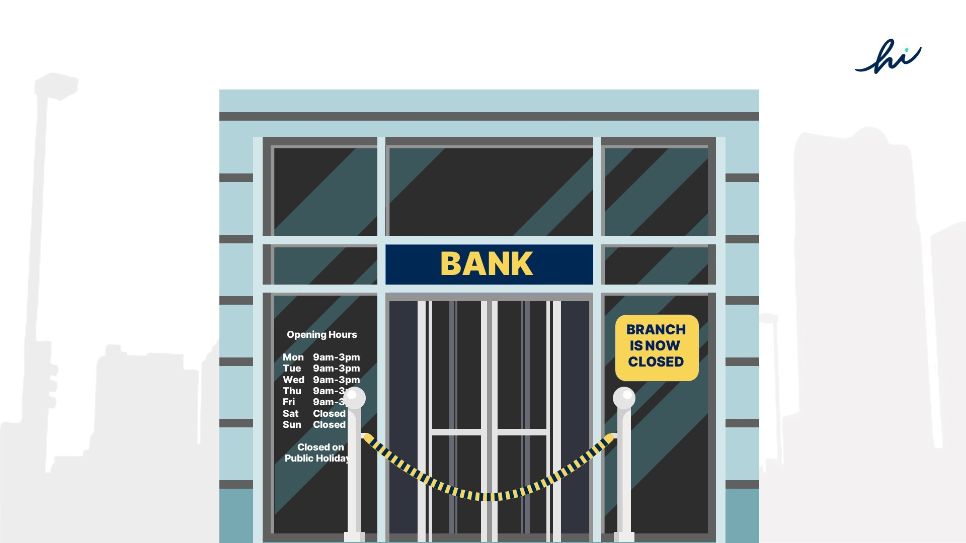 bad services from traditional banks