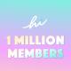 1-million-members